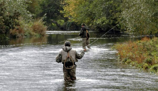 river trout fishing south wales